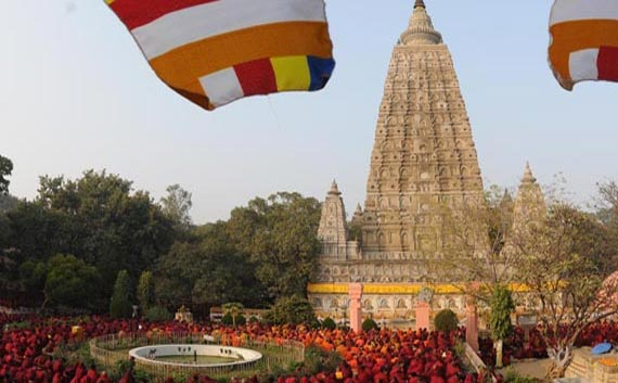 buddhist tour package india