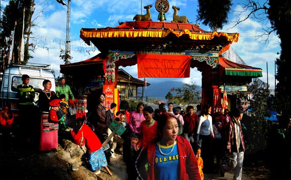 sikkim meditation tour package