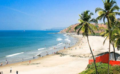 holiday tour package in Goa India