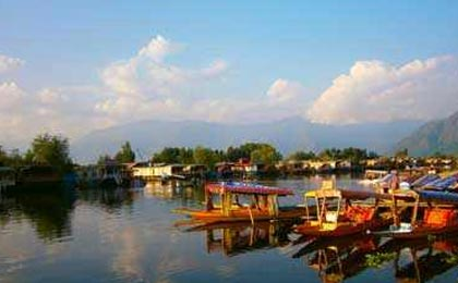 kashmir tour package in India