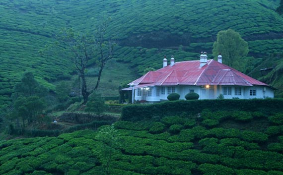 kerala hill station tourist place