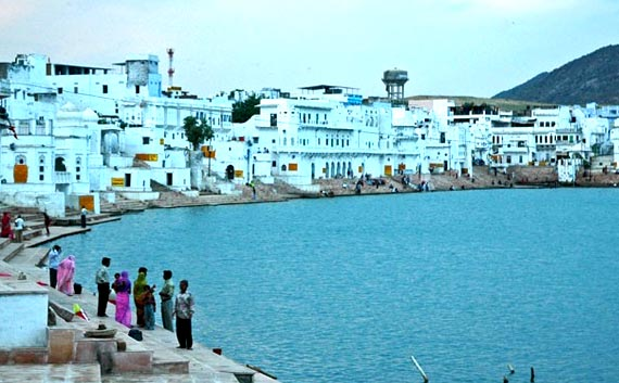 golden triangle tour with pushkar ajmer